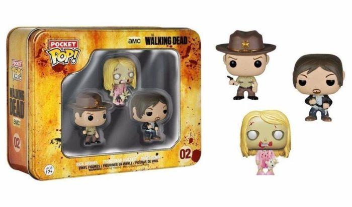 Fique preparado para a 9ª temporada de The Walking Dead com estes Funkos