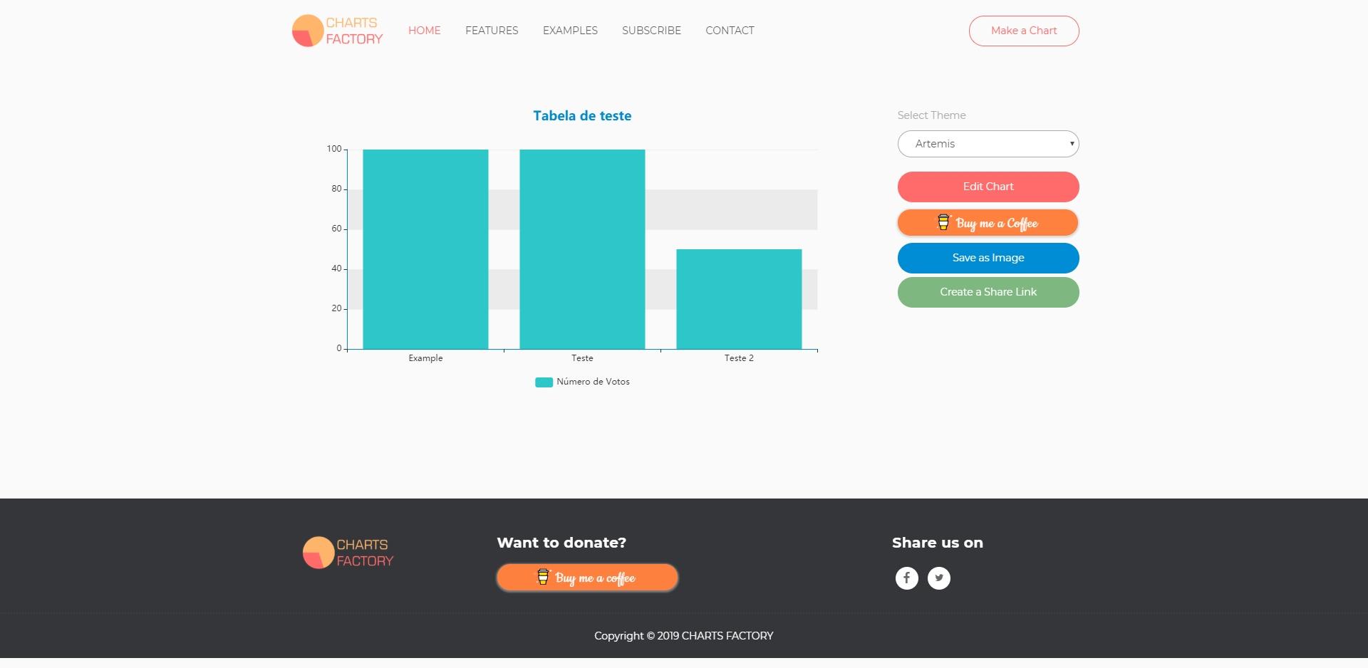 Charts Factory - Imagem 1 do software
