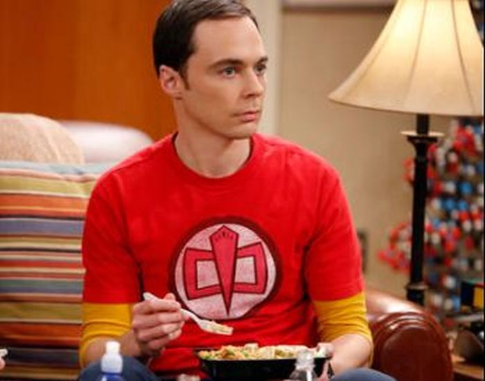 21 camisetas icônicas usadas por Sheldon em The Big Bang Theory