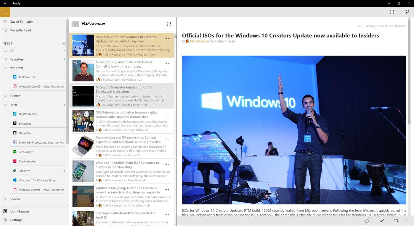 News.ly - Imagem 1 do software