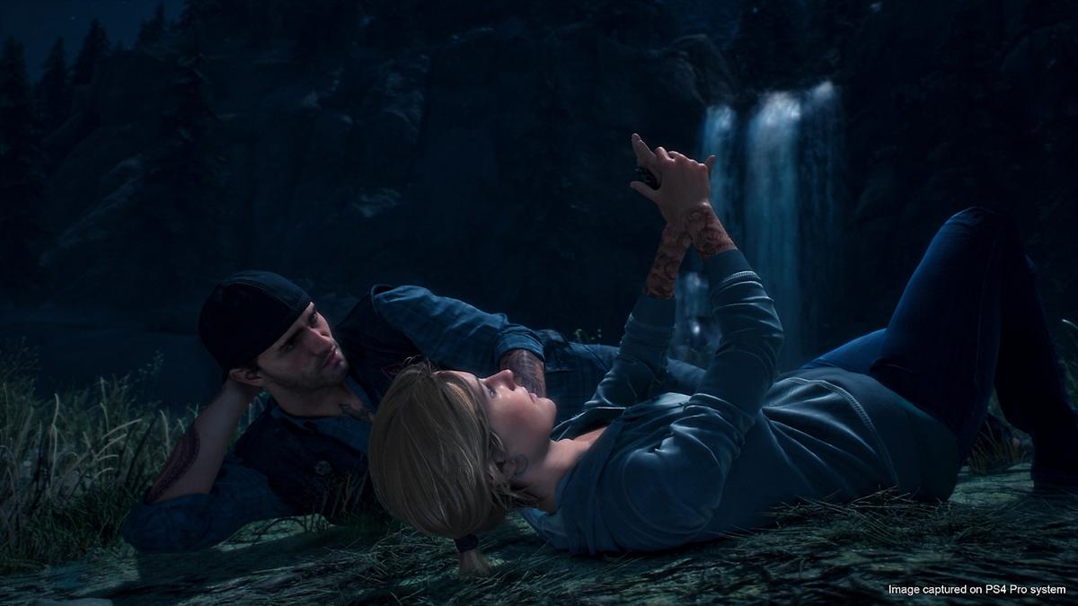 Days Gone ganha screenshots mostrando relação entre o casal Deacon e Sarah