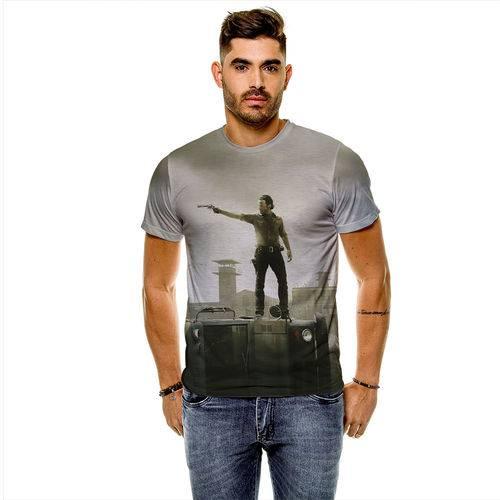 The Walking Dead voltou! Confira as melhores camisetas da série em promoção