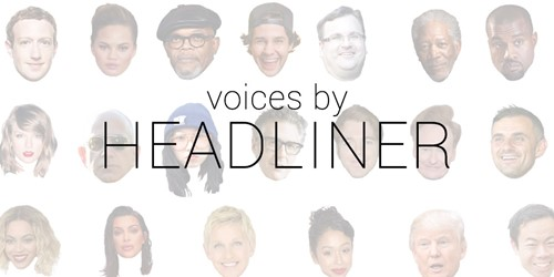 Voices by Headliner