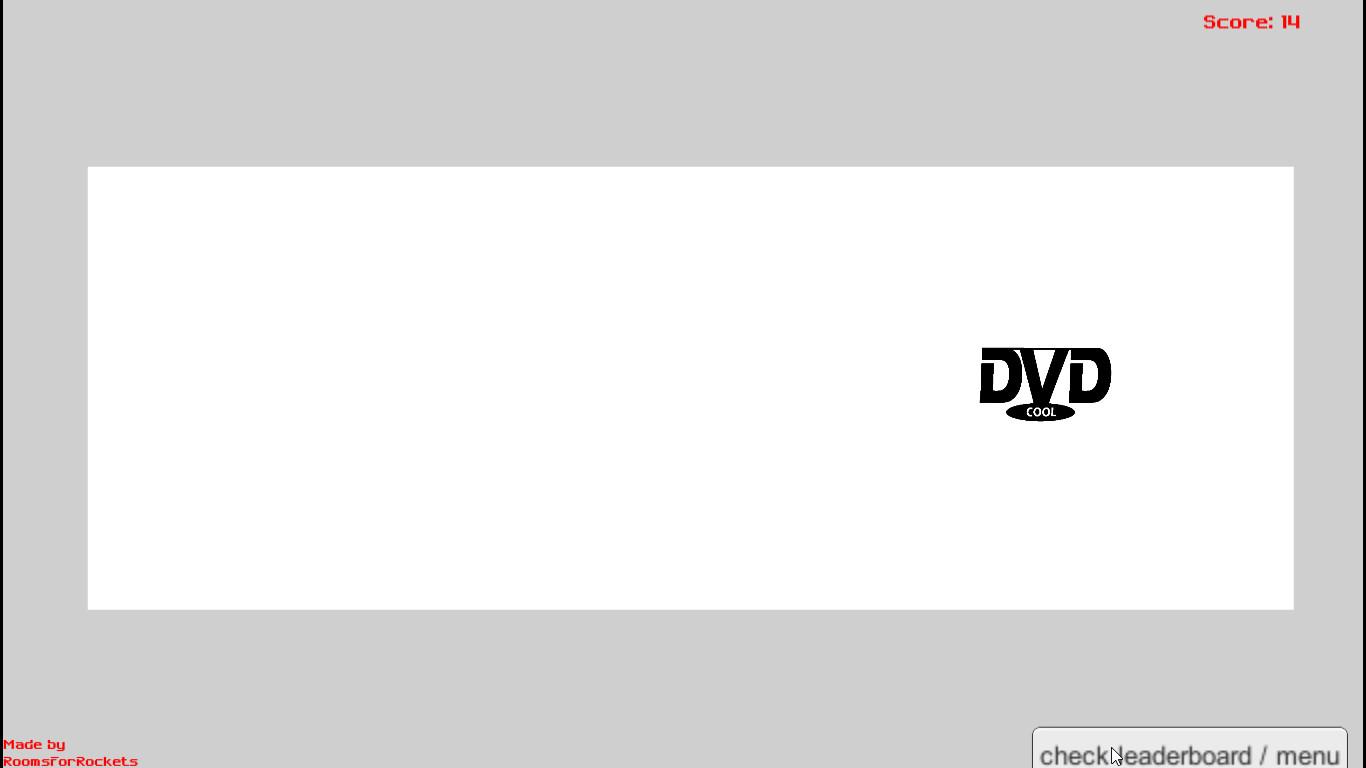 Bouncing DVD: The Game - Imagem 1 do software