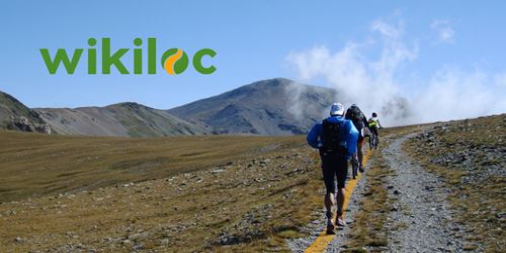 Wikiloc Navegação Outdoor GPS