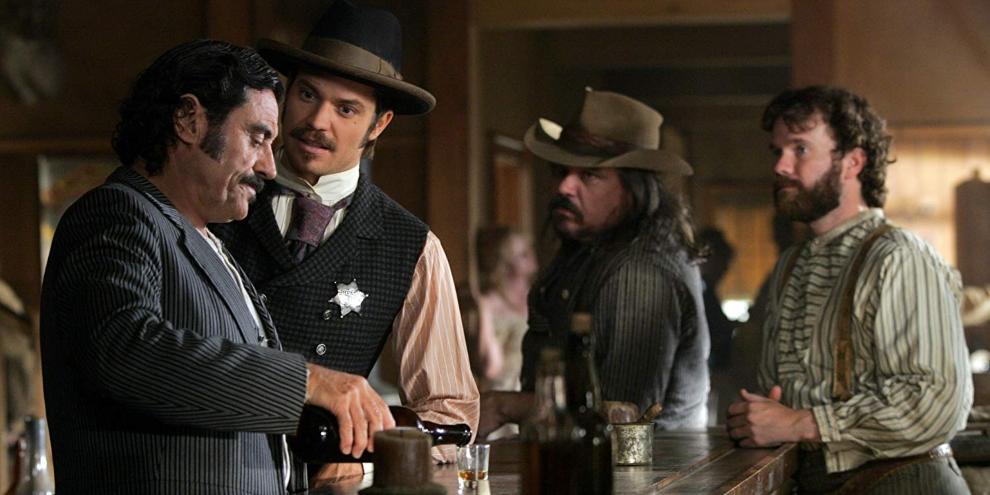 Ator antecipa detalhes sobre filme de Deadwood