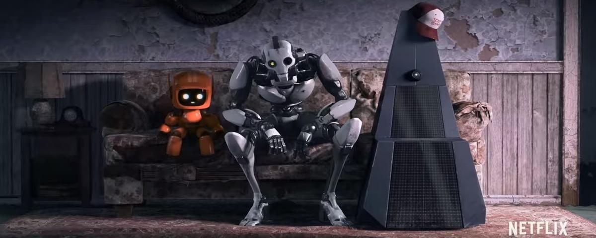 Resultado de imagem para love death and robots