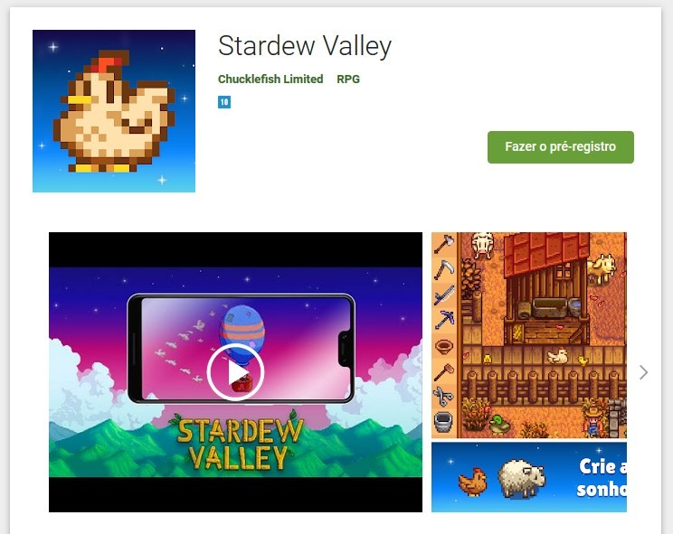 play store Stardew Valley