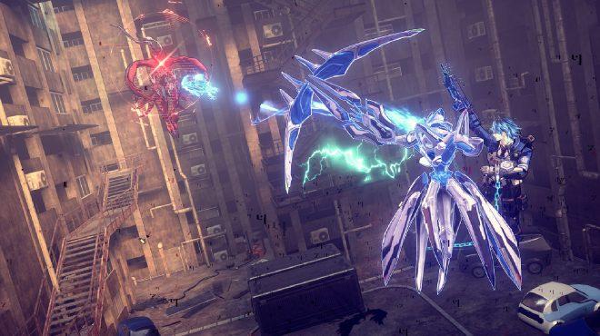 Astral Chain tem novas imagens e detalhes da história divulgados