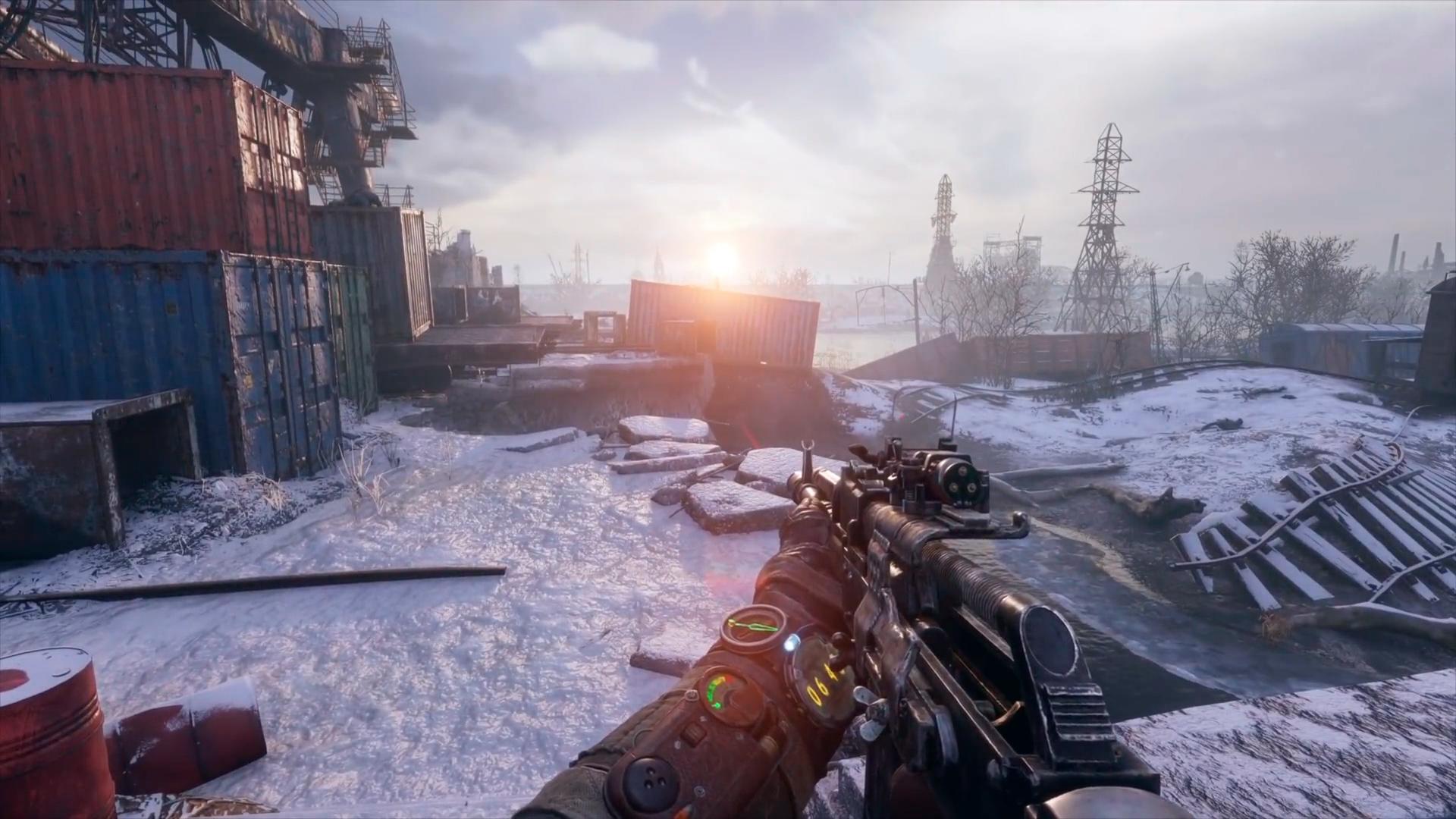 O melhor mix de shooter, stealth e survival está em Metro Exodus