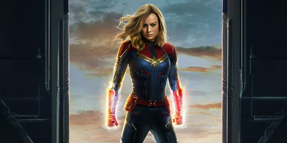 Capitã Marvel é alvo de ataques no Rotten Tomatoes