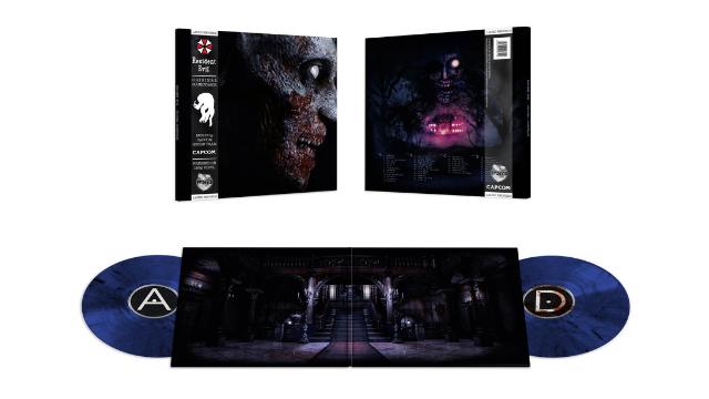 Trilha sonora de Resident Evil 1 e Resident Evil 2 em vinil é anunciada. Agd-22141036295253