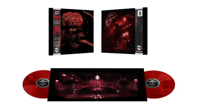 Trilha sonora de Resident Evil 1 e Resident Evil 2 em vinil é anunciada. Ffh-22141758857254
