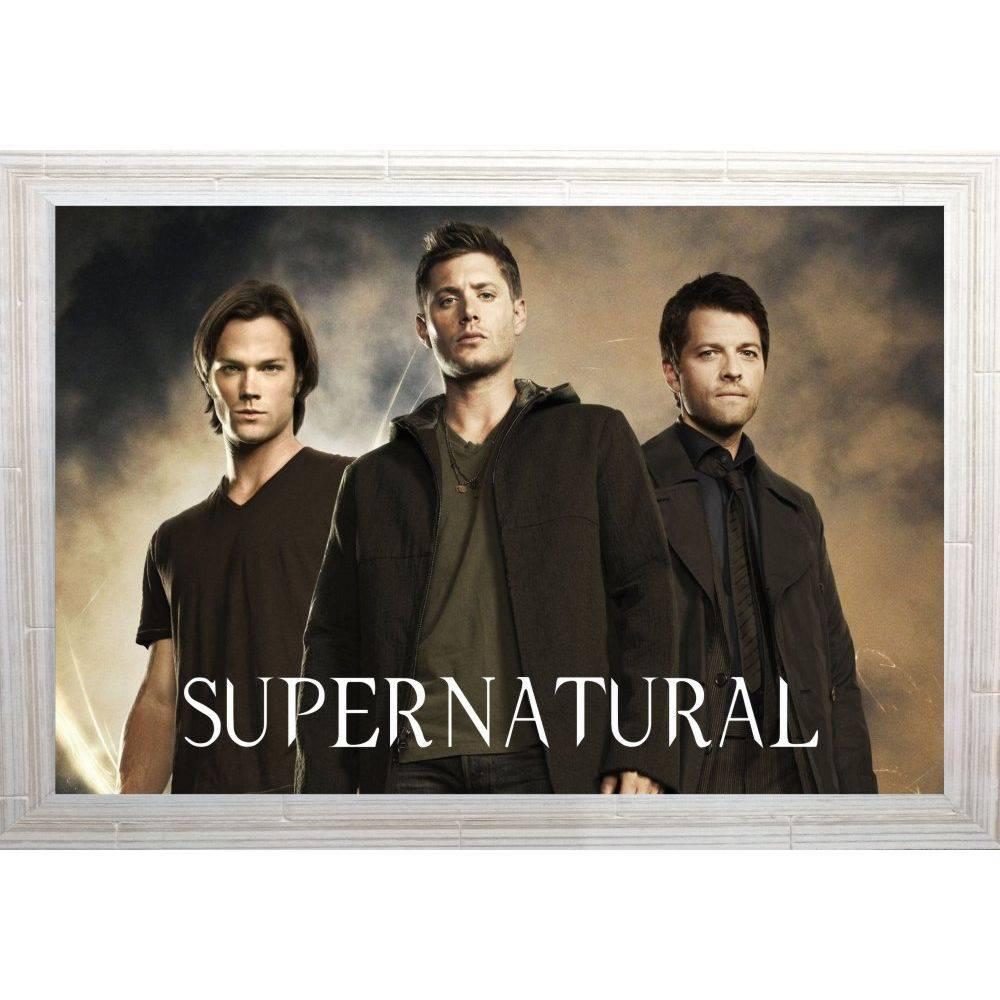 É fã de Supernatural? Veja essa lista sobrenatural de produtos inspirados na série