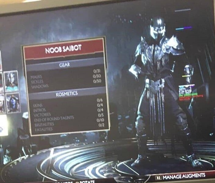 Elenco completo de Mortal Kombat 11 pode ter vazado junto com novidades