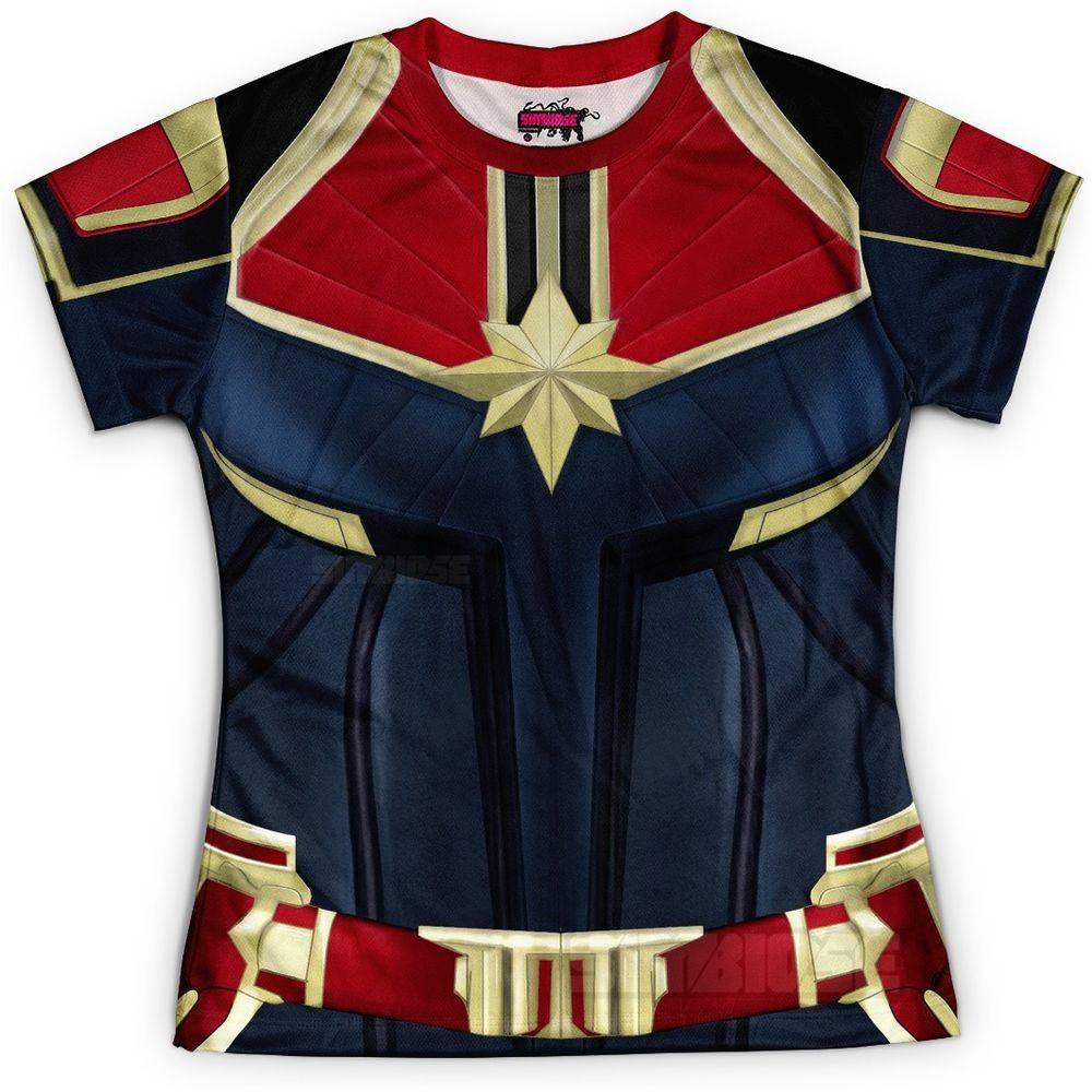É fã da Capitã Marvel? Então vai curtir esses produtos inspirados na heroína da Marvel