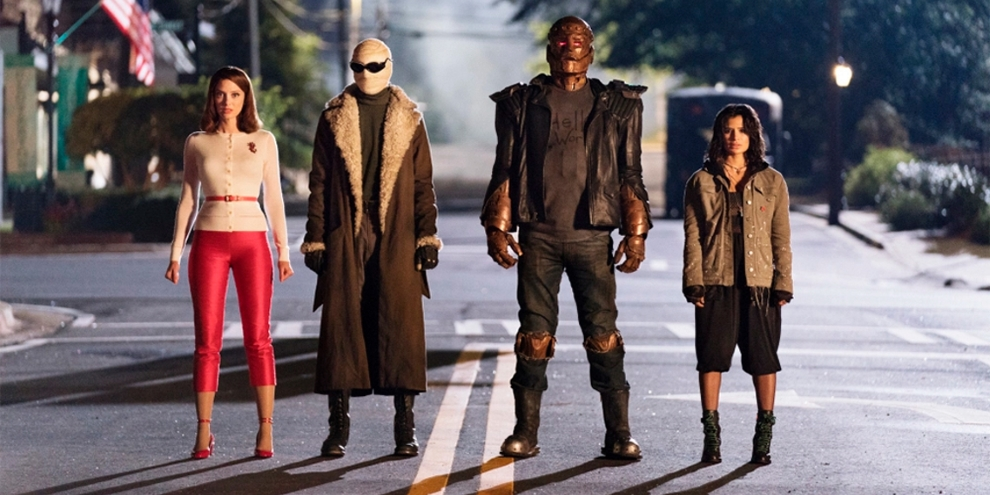 Matt Bomer fala sobre interpretar super-herói gay em Doom Patrol