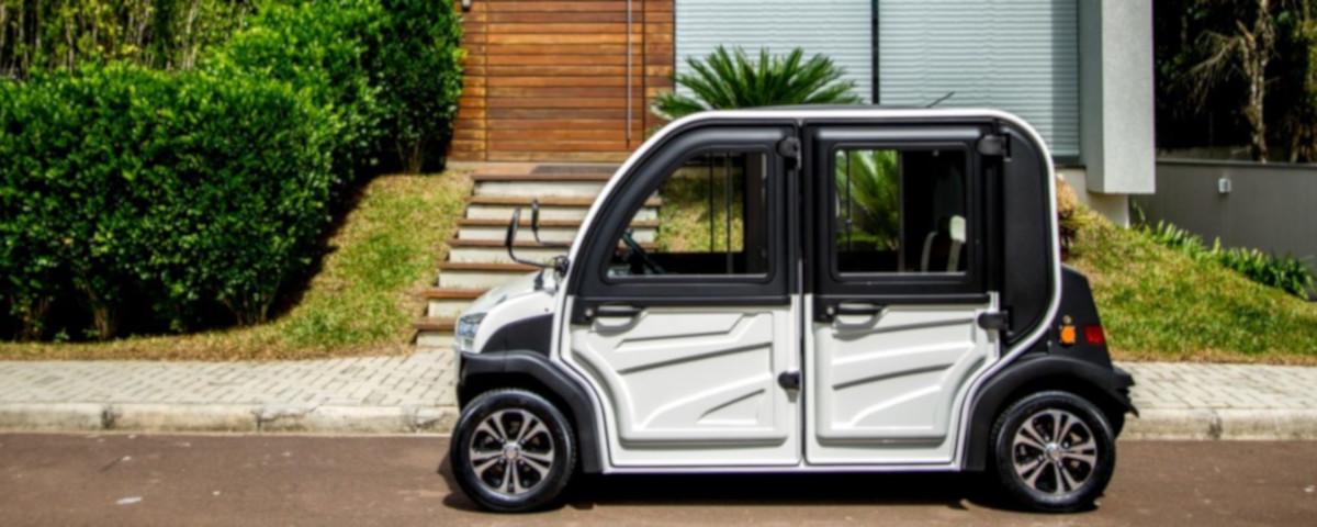 Primeiro carro elétrico autônomo brasileiro será lançado neste semestre