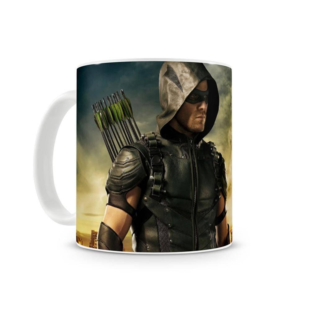 Arrow já tem fim anunciado, então aproveite esses produtos baseados na série
