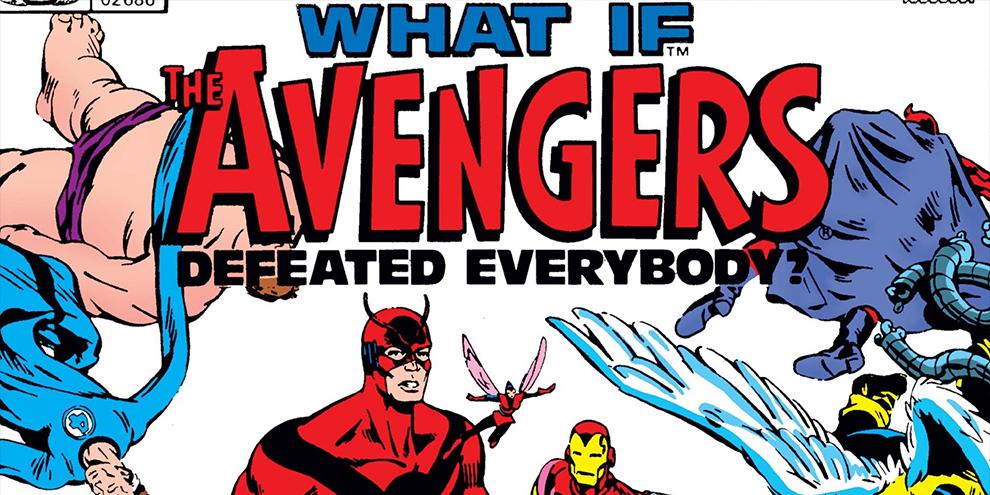 O que aconteceria se...: Marvel Studios produzirá série baseada nos quadrinhos