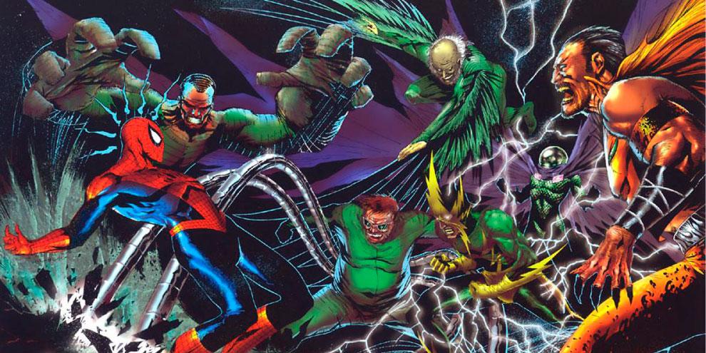 Sony diz ter projetos para 7 anos de conteúdo da Marvel
