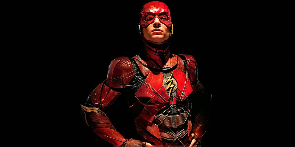 Para manter papel, Ezra Miller escreve roteiro para filme do Flash