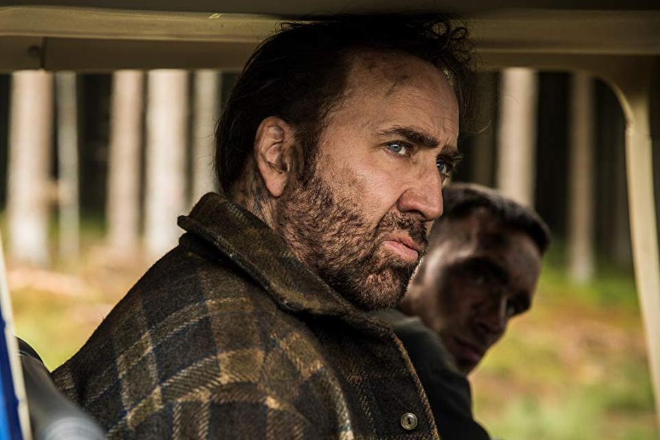 """Nicolas Cage vai estrelar adaptação da HQ """"Jiu Jitsu"""""""