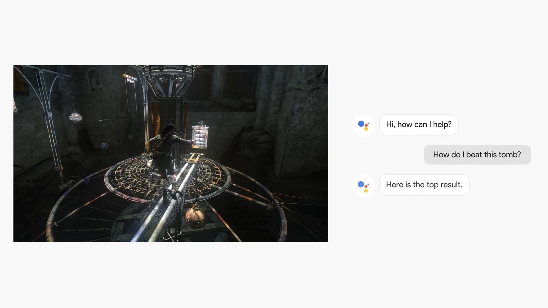 stadia google assistente