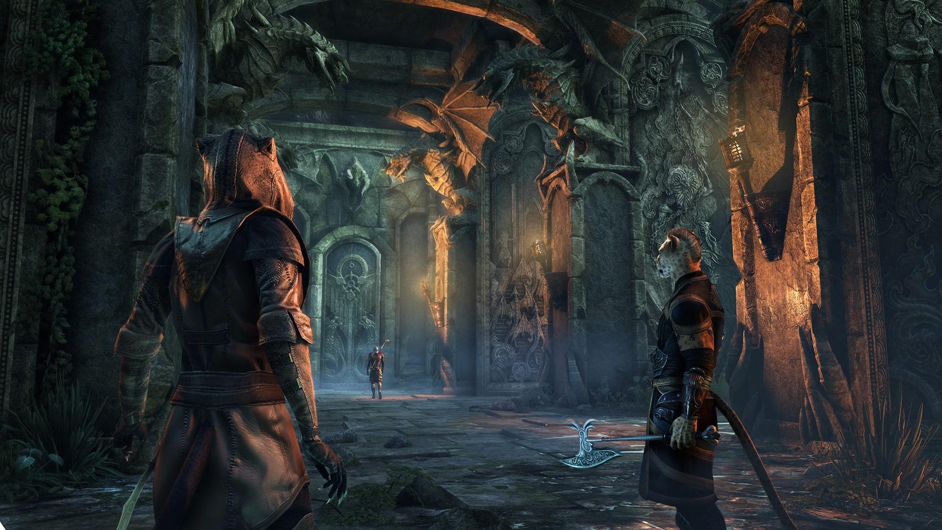 Elsweyr: jogamos o novo capítulo de The Elder Scrolls Online - Voxel