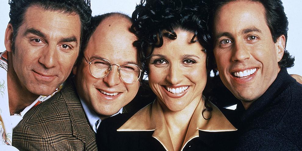 As 50 séries mais marcantes dos anos 90