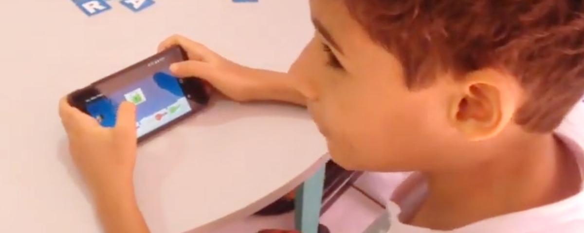 Aplicativo ajuda em diagnóstico e desenvolvimento de crianças autistas