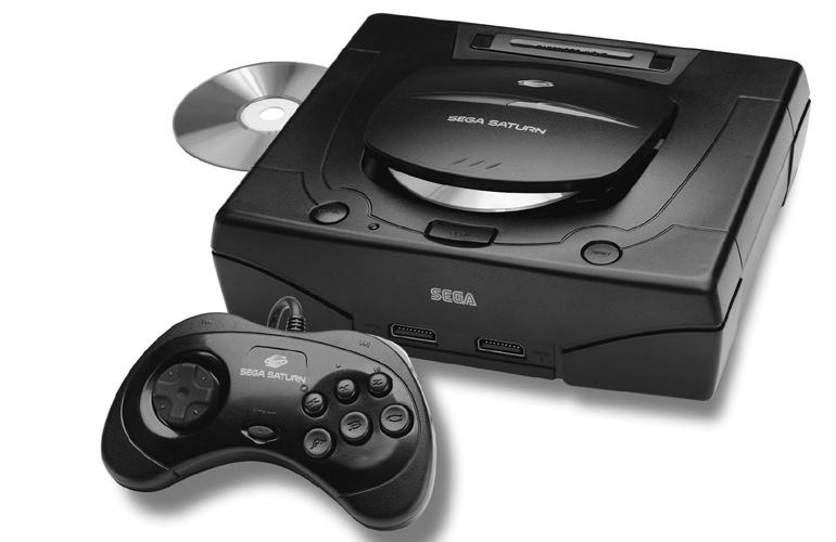 A Sega não pretende lançar um Sega Saturn Mini tão cedo. 02215611635309