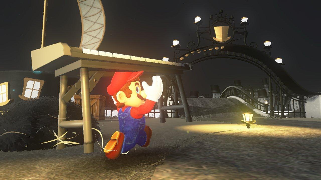 Super Mario Odyssey em VR ganha novas imagens e mostra potencial