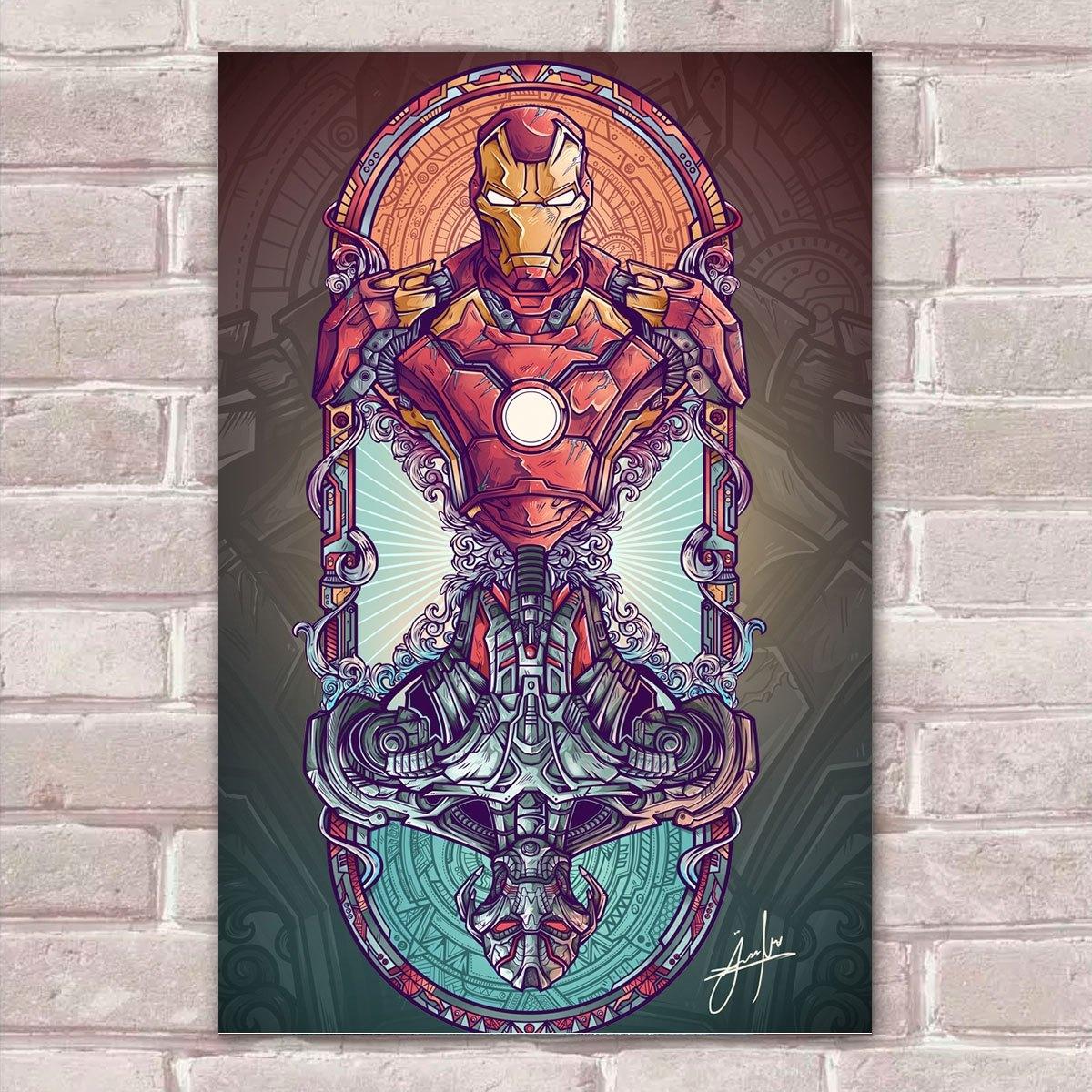 Thanos, Loki e mais vilões da Marvel neste esquenta para Vingadores: Ultimato