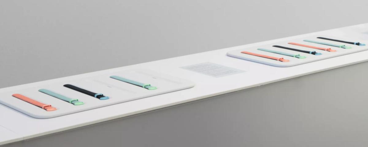 Imagem de: Google cria pulseira inteligente, mas ela é exclusiva de exposição de arte
