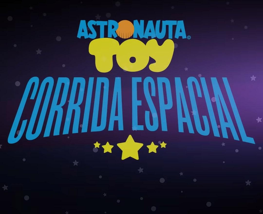 Astronauta Toy: Corrida Espacial