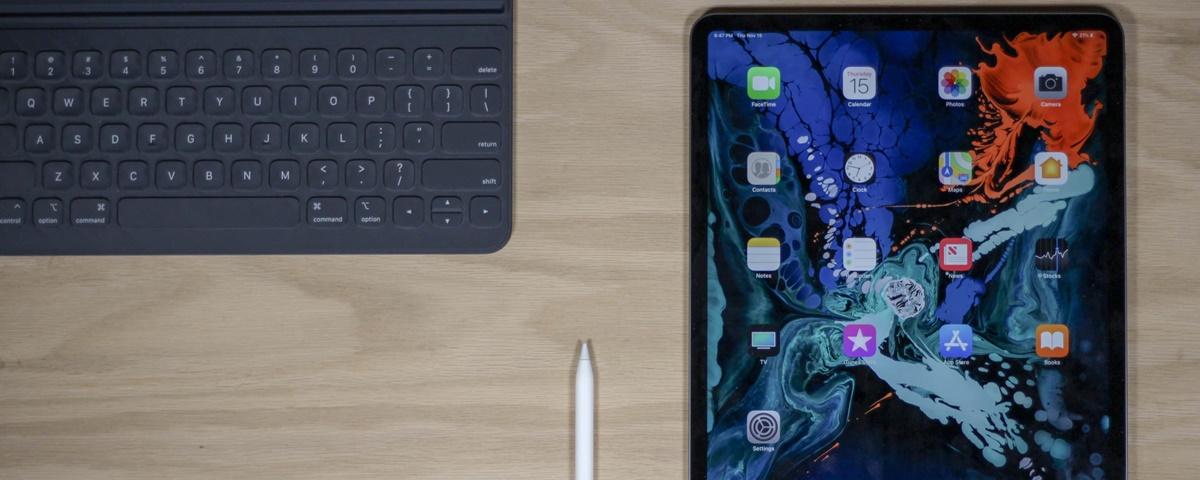 Usuários do iPad Pro reclamam de problemas com a tela do tablet