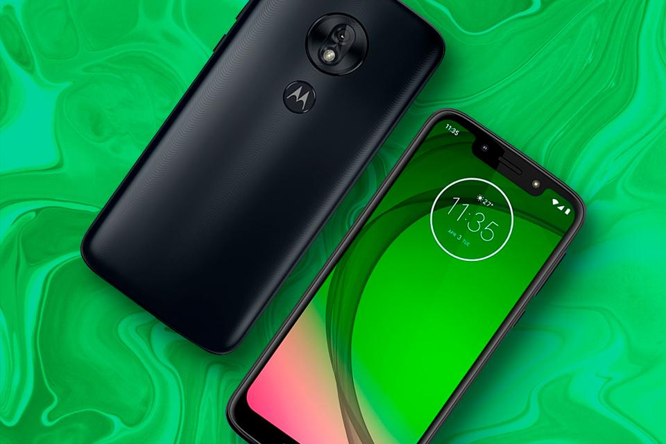 e283ae5b0 Motorola Moto G7 Play  review análise  vídeo  - Ficha Técnica - TecMundo