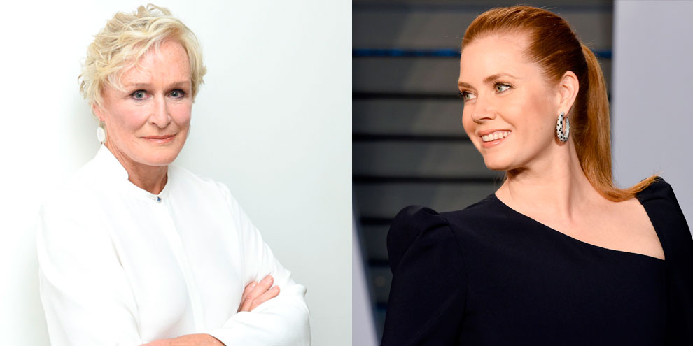 Hillbilly Elegy: Glenn Close é escalada para contracenar com Amy Adams