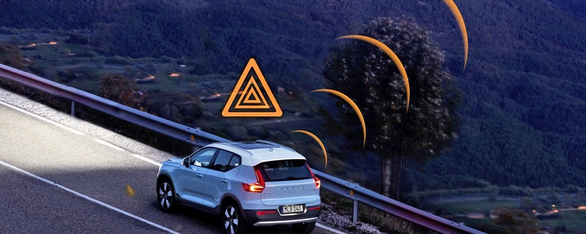 Carros da Volvo vão se comunicar para alertar sobre perigos em pistas