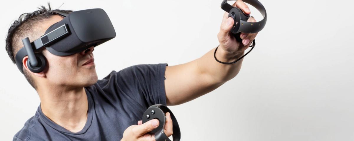 Novos headsets da Oculus têm easter eggs polêmicos nos controles