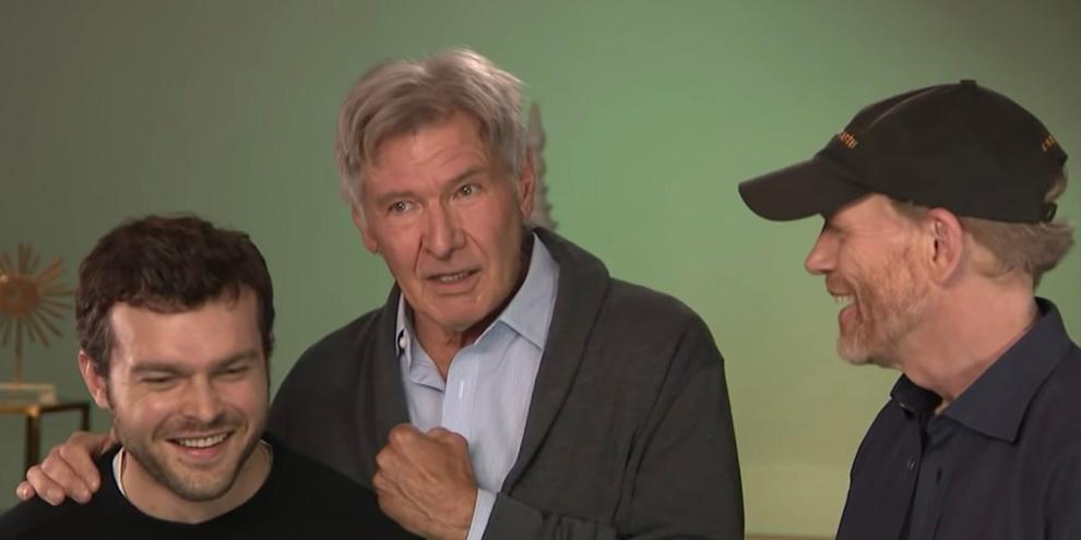 Alden Ehrenreich, o jovem Han Solo, entra na série Admirável Mundo Novo