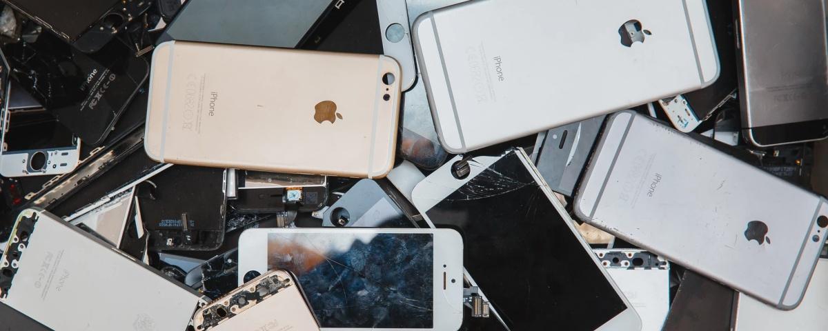 Milhares de iPhones em boas condições são destruídos todos os anos; entenda