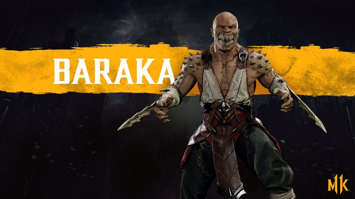 baraka mk11