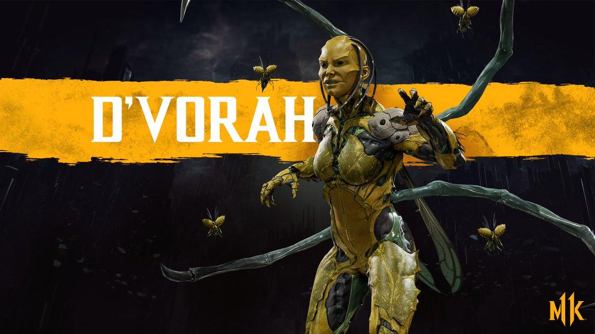 Dvorah mk11