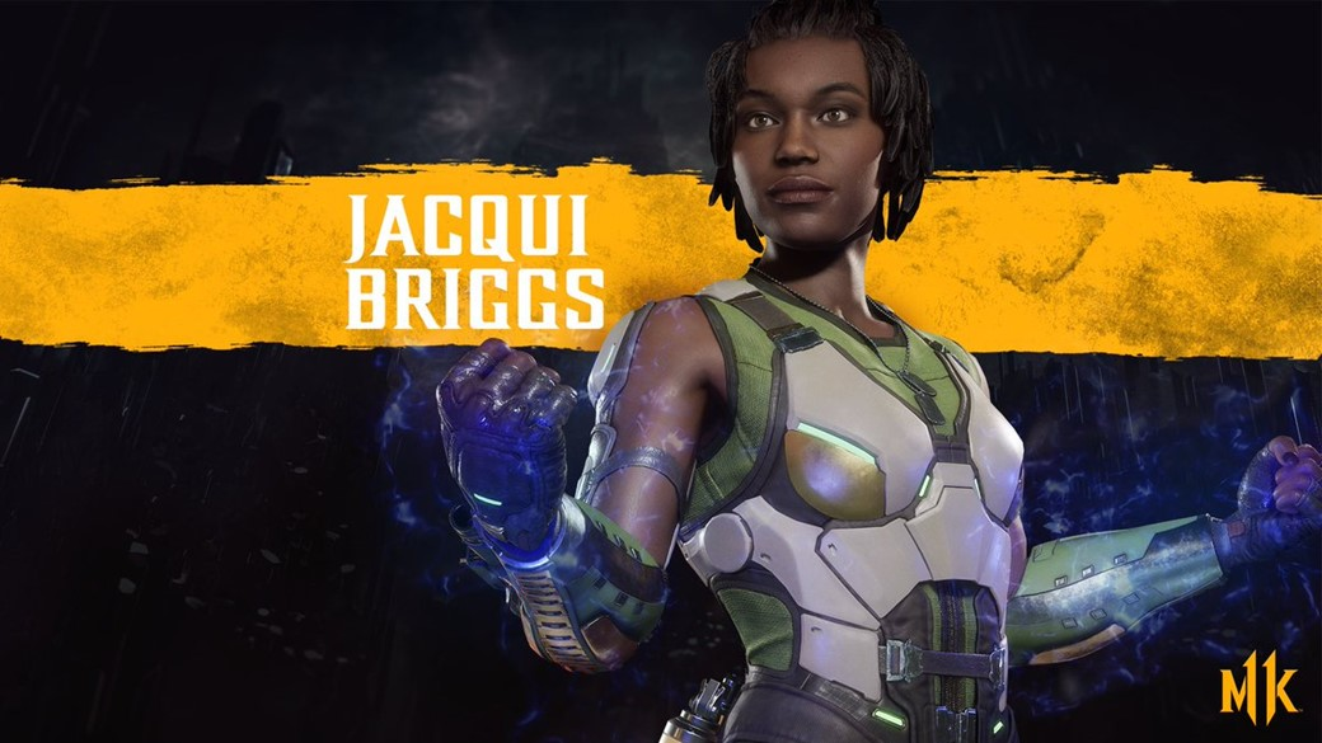 Jacqui Briggs mk11