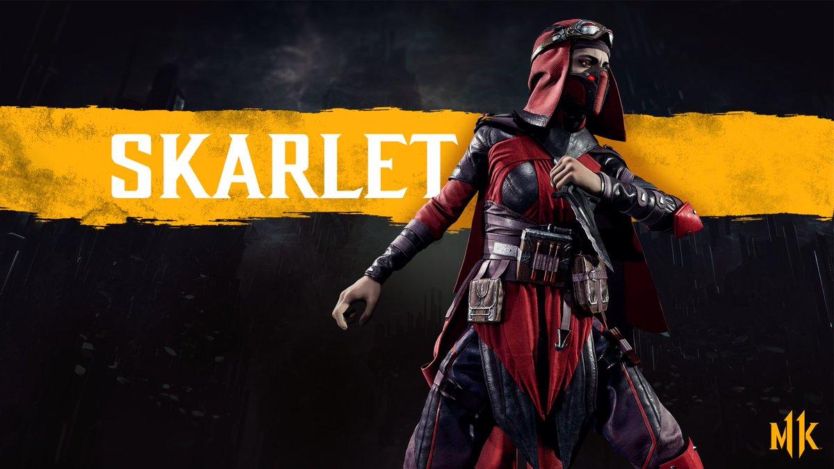 Scarlet mk11