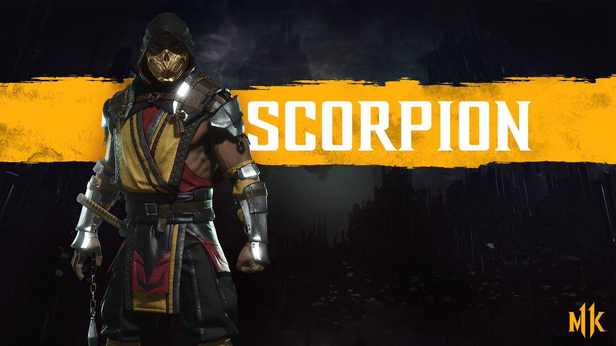 scorpion mk 11