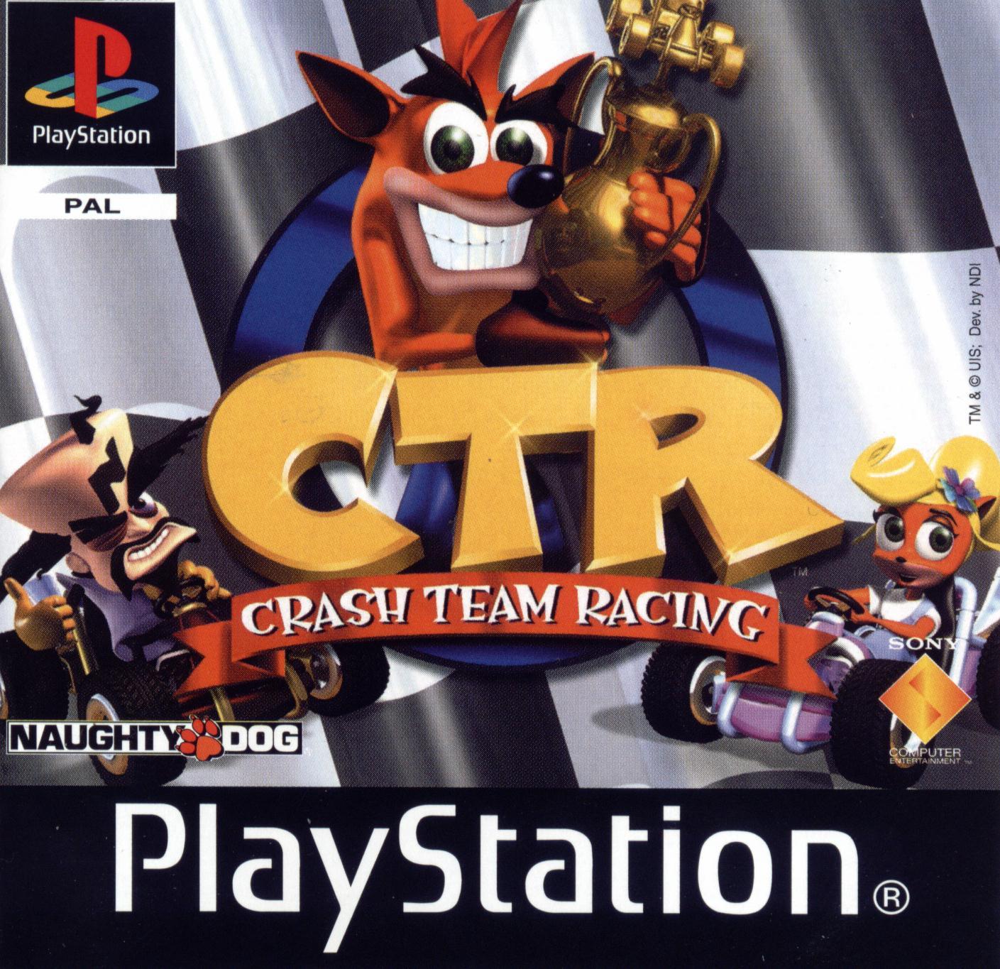 Crash Team Racing: Nitro-Fueled ganha arte oficial de capa