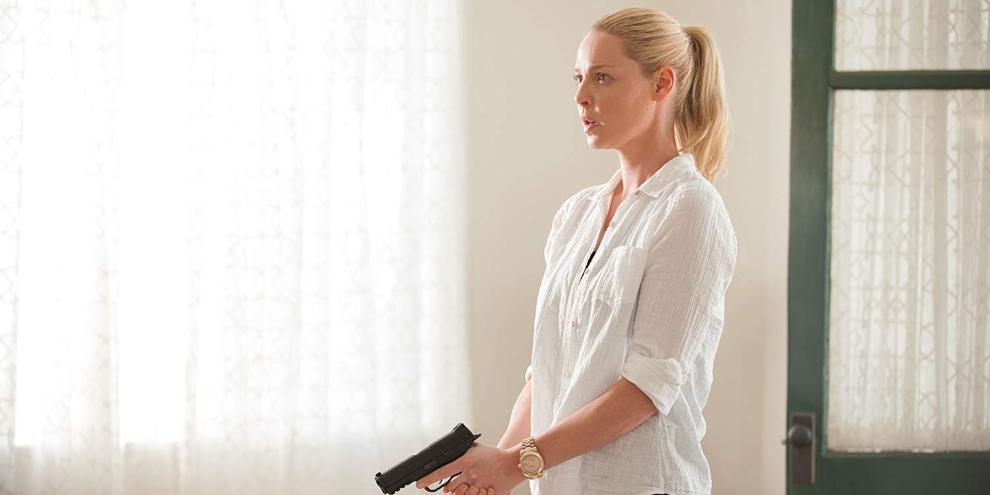 Katherine Heigl vai estrelar thriller psicológico para o cinema